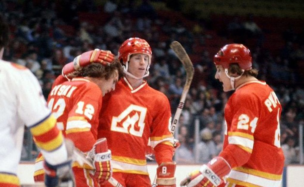 #TBT When Hockey Invaded the South… A look back at the 1972-73 Atlanta Flames