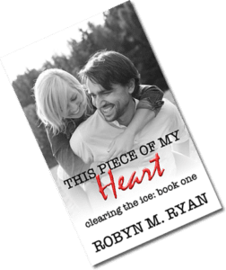 Pre-Order This Piece of My Heart Chicks Dig Sports and Romance with Robyn Ryan in Atlanta GA